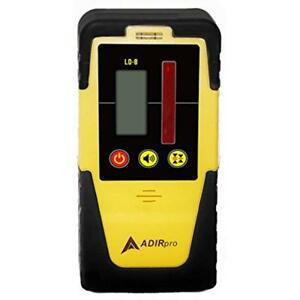 Adirpro Laser Levels Accessories Ld 8 Universal Rotary Receiver Detector Rod