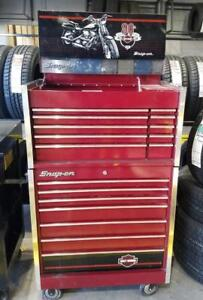 Snap On Special Edition Tool Box Harley Davidson 90th Anniversary