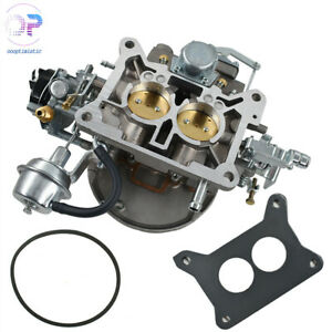2 barrel Carburetor Carb 2100 For Ford 289 302 351 Cu Jeep 360 Engine 1964 78 Us