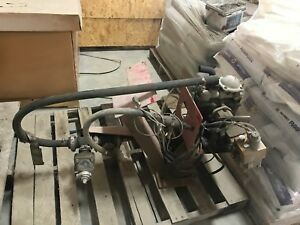 Case International Harvester Hydraulic Drive Fertilizer Pump