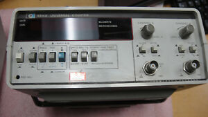 Hp Universal Counter 5314a