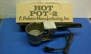 NEW HOT POT II  FOR DO-IT MOLDS LEAD MELTER HOT POT2