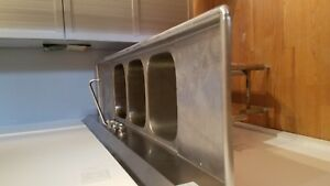 Eagle Commercial Stainless Steel Sink