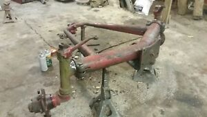 Ih International Harvester Farmall 460 Utility Complete Front Axle Assembly
