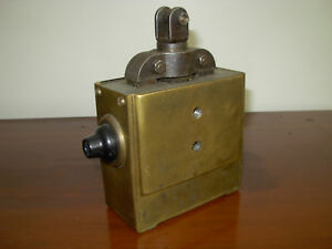 Wico Ek Hit And Miss Gas Engine Magneto Brass Serial 675858