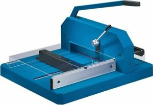 Dahle 846 Professional Stack Cutter 500 Sheet Capacity