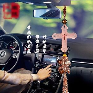 The Cross Of Christ Car Pendant Hanging Ornament Car Interior Decor Accessories