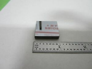Optical Silicon Thick Wafer Single Crystal Infrared Laser Optics Bin n5 37