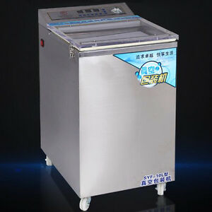 Mile Commercial Food Sealing Packing Machine Dual Chamber Industry Vacuum Sealer