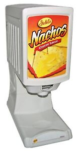 wow gehls Hot Top Ht2 01 Nachos Cheese Single Sauce Dispenser man Cave home Bar