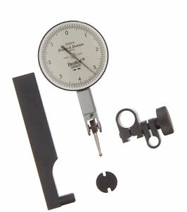 Brown Sharpe 599 7033 3 Dial Test Indicator Set Top Mounted M1 4x0 3 Thread