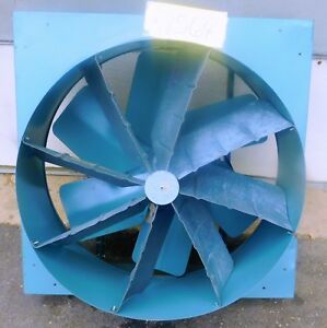 American Coolair Exhaust Fan 32 Model Ptfa24 Industrial Free Shipping