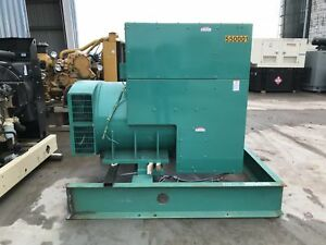 Cummins Onan Generator End 750 Kw 480 Volts Phase 3 750dfja 37598f