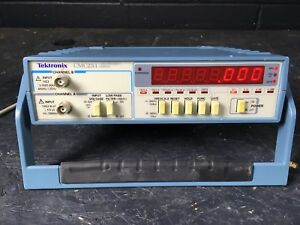 Tektronix Cmc251 1 3ghz Frequency Counter Tested Sl