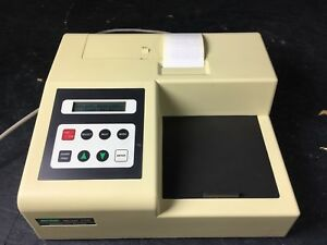 Bio Rad 550 Microplate Reader With Manual And Microplate Manager Sl