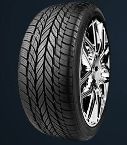 New Set Of 4 235 55 17 Vogue Signature V Black Tire Radial 235 55r17