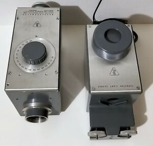 Bausch Lomb Monochromator 33 86 25 Grating 1350 Grooves Tungsten Light Source