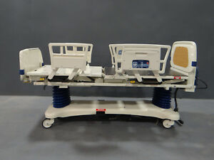 Hospital Bed Stryker Secure Ii 3002 With Zoom Drive System chicago