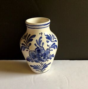 Antique Dutch Delft Collectible Hand Painted Marked Collectible
