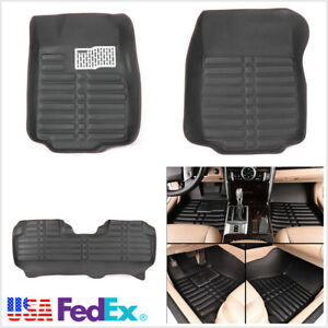 For Honda Crv 2012 2016 Car Floor Mats Carpet Full Set Waterproof Us Shipping