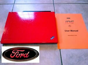 Ford Ids Laptop Vcm 2 Diagnostic Dealer System With 2 Year Subscription