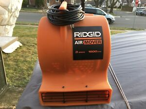 Rigid Air Mover Carpet Dryer Fan Blower Floor Industrial Wheeled