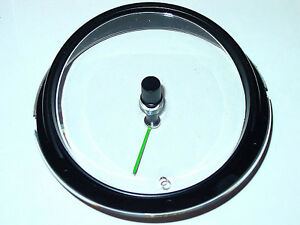 1969 1970 Cougar Xr 7 Eliminator Clock Lens Free Us Shipping