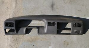 Ford Super Duty Dash Bezel F250 F350 Grey