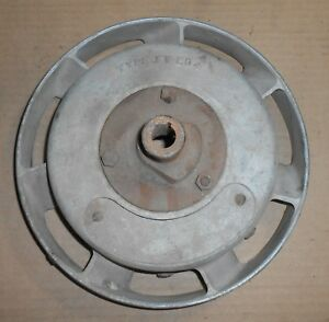 Maytag Engine Model 92 Single Cylinder Flywheel Early 1928