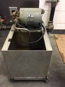 Belshaw Shortening And Grease Filter With Hose Fryer Filter For Do