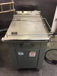 Belshaw Donut Fryer Electric Depositor Cleaner Screens Everything You Need