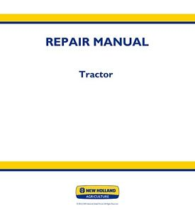 New Holland Boomer 4055 4060 Tractor Service Repair Manual