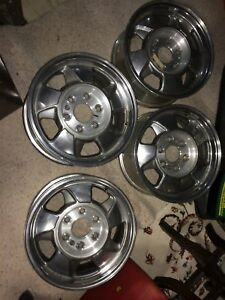 Chevy Tahoe Suburban Factory Gm Wheels