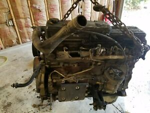 05 2006 2007 Dodge Ram 2500 3500 5 9l Cummins Engine Motor Used 186k Miles