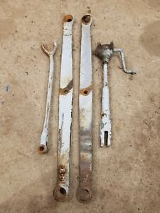 Ford 8n 9n 2n Tractor 3point Lift Arms And Box Level Used Parts
