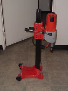 New 2 Speed Milwaukee Core Drill Model 4096