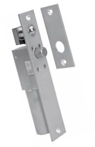 Sdc 1091aivb Spacesaver Aluminum Finish Electric Bolt Lock Narrow Mortise