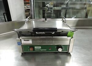 Waring Wpg250 Commercial Italian style Panini Grill