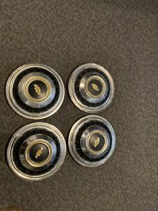 73 87 Chevrolet 2wd Dually Dogdish Hubcaps