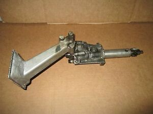 Allis Chalmers 5040 Oil Pump 2091632 6