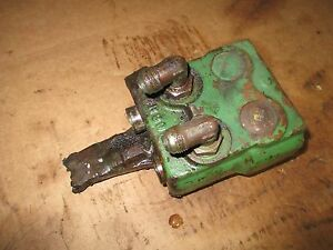 John Deere 2840 Remote Break Away Coupler R39110 Ar39037 Left Hand