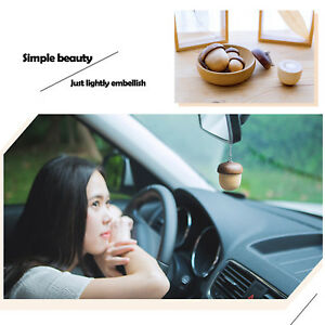 Mini Nut Car Hanging Mirror Decoration Home Office Hanging Decor Empry Bottle