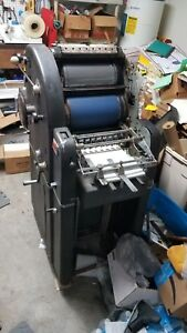Print Shop Printing Business For Sale
