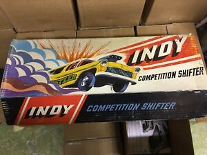Hurst Indy Shifter 4 Speed Gm Nos Vintage