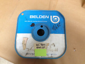 Twin Axial 20 Awg Belden Cable 100ft