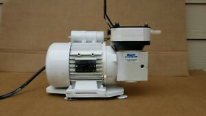 As Is Welch Vacuum 2012b 01 Vacuum Dry Pump