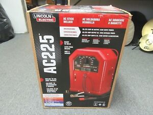 Lincoln Electric Ac 225 k1170 Ac Stick Arc Welder Local Pick Up