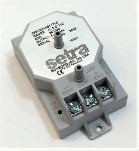 Setra 2651005wb11t1c Very Low Differential Pressure Transducer b 31
