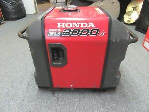 Honda Eu3000is Portable Inverter Generator Local Pick Up
