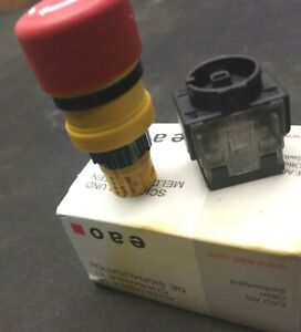 Eao Eus 61 3440 41 Emergency Stop Switch Pushbutton